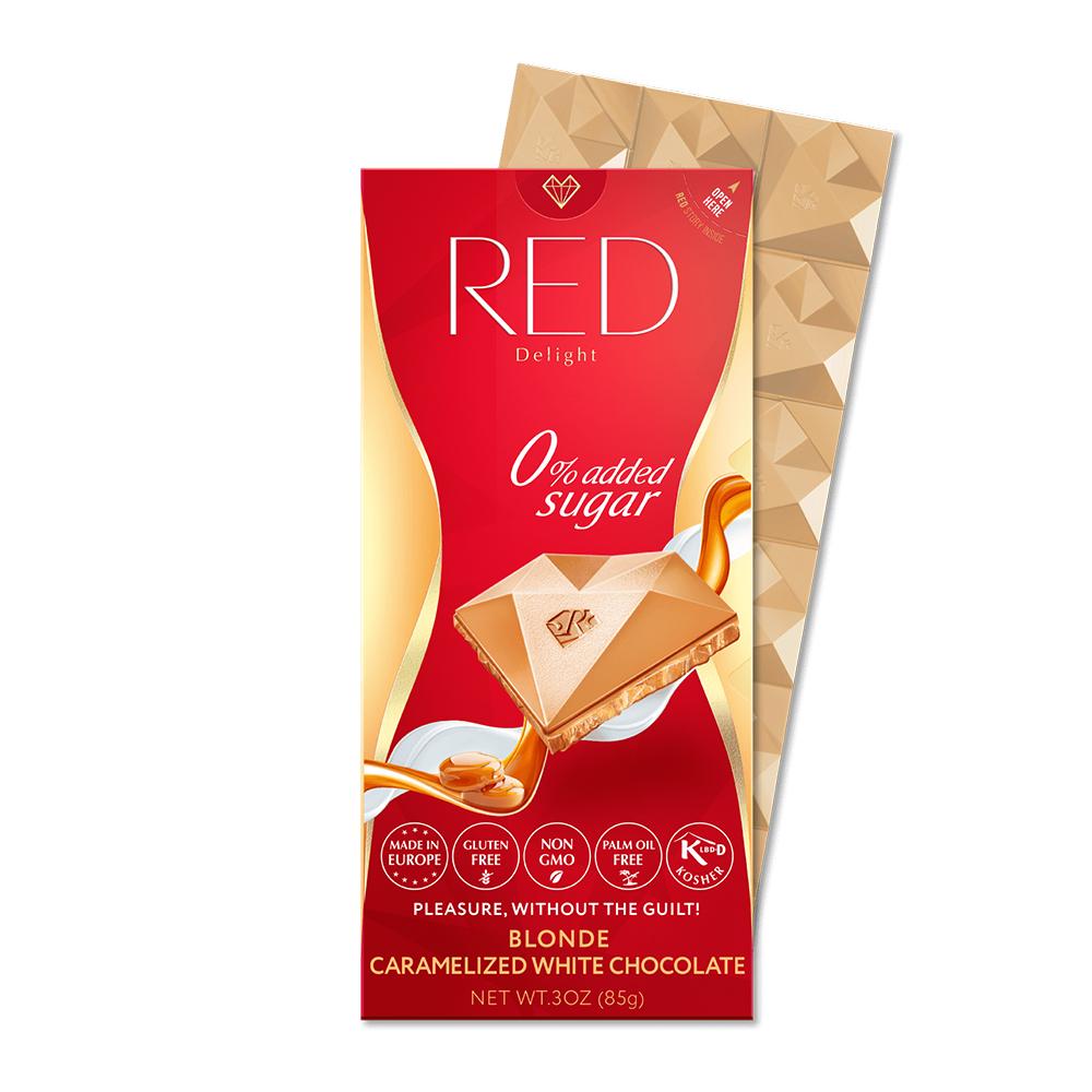 Čokolády a Bonboniéry - RED