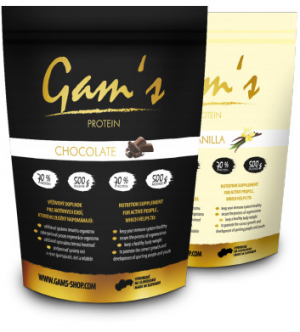 Protein Gams