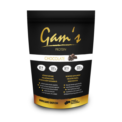 Gams protein chocolate