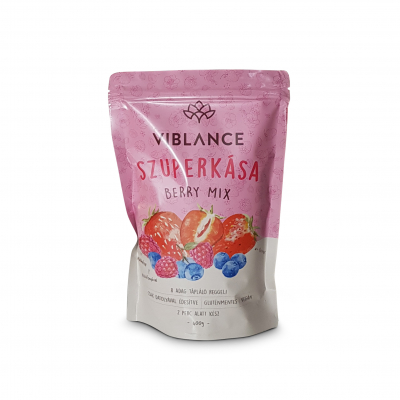 Viblance superkaša  berry mix