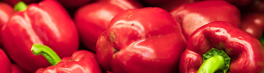 Červené papriky