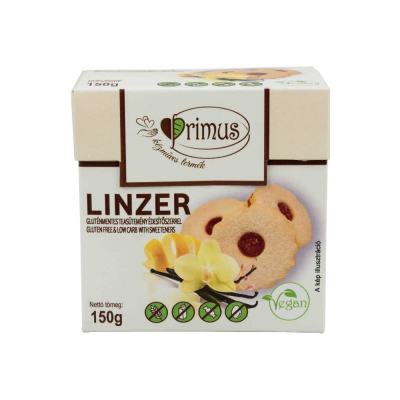 Linzerky sušienky - 150g