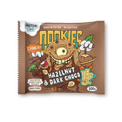 Lifelike - COOKIES HAZELNUT CHOCOLATE - 100g